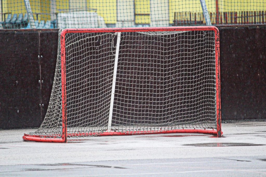hockey net for hockey training