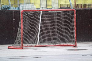 hockey net for hockey training